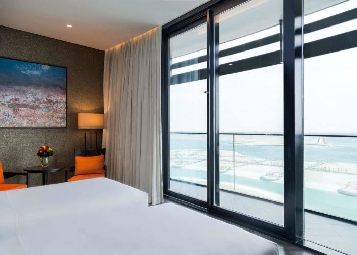 Grand Hyatt Abu Dhabi Hotel & Residences Emirates Pearl Luxhotels (18)