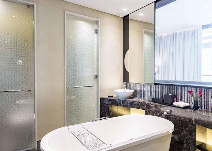 Grand Hyatt Abu Dhabi Hotel & Residences Emirates Pearl Luxhotels (19)
