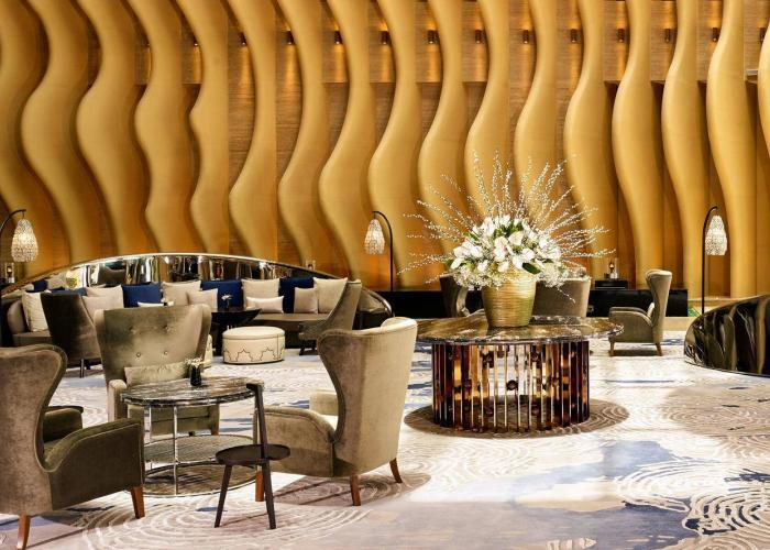 Grand Hyatt Abu Dhabi Hotel & Residences Emirates Pearl Luxhotels (5)