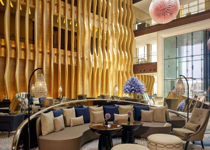 Grand Hyatt Abu Dhabi Hotel & Residences Emirates Pearl Luxhotels (6)