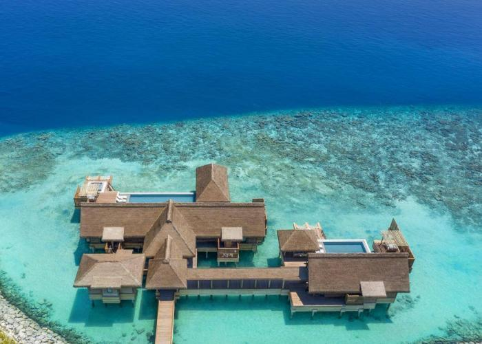 Waldorf Astoria Maldives IthaafushiWaldorf Astoria Maldives Ithaafushi